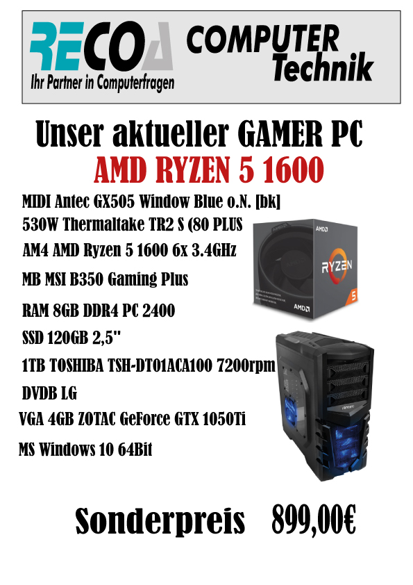 Gamer-PC-AMD-1600-899,€