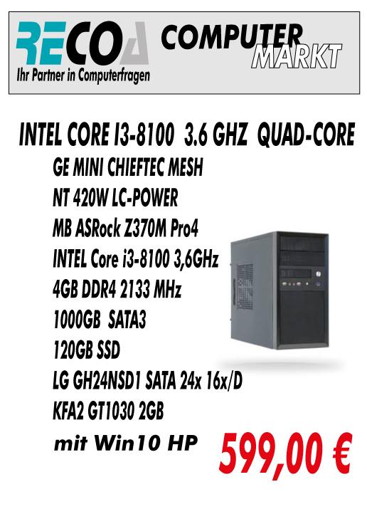 INTEL-Core-i3-7100-3,9GHz-inl.VGA-1030