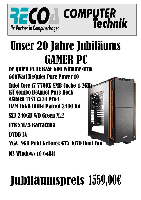 Jubiläums-PC
